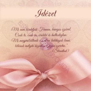 idézetek esküvőre Esküvői meghívó szöveg, idézet   Esküvőnyomda idézetek esküvőre