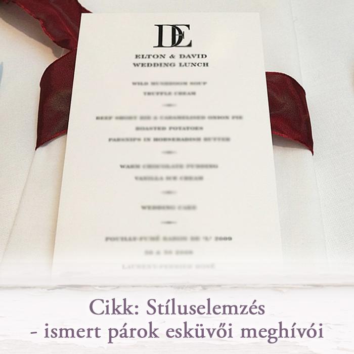 meghívói idézetek Stíluselemzés   ismert párok esküvői meghívói   Esküvő Nyomda
