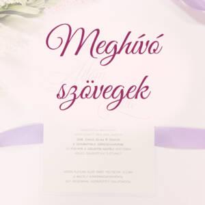 esküvői meghívóra idézetek Esküvői meghívó szöveg, idézet   Esküvőnyomda